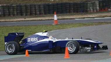 Williams FW32