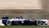 Williams FW35 Test 2013