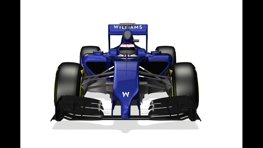 Williams FW36 - F1 2014