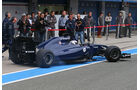 Williams FW36 - Jerez - Formel 1-Test 2014