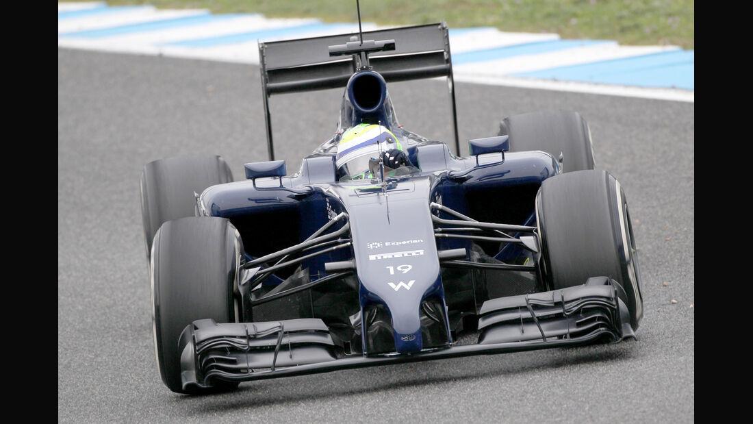 Williams FW36 - Technik-Analyse - F1 2014