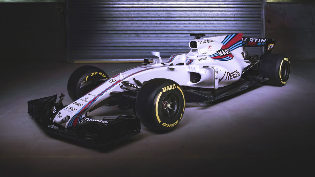 Williams FW40 - F1 Auto - 2017