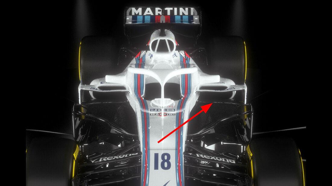 Williams FW41 - F1 2018