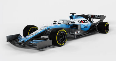 Williams FW42 - Formel-1-Auto - 2019