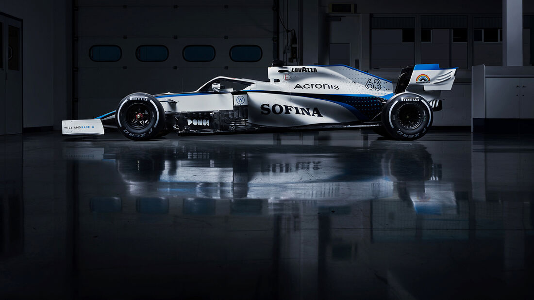 Williams FW43 - F1 - Formel 1 - Saison 2020