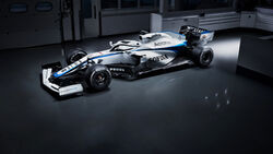 Williams FW43 - F1 - Formel 1 - Saison 2020