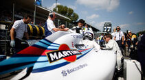 Williams - Formcheck - GP Italien 2014