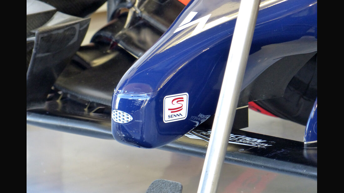 Williams - Formel 1 - Bahrain - Test - 2. März 2014