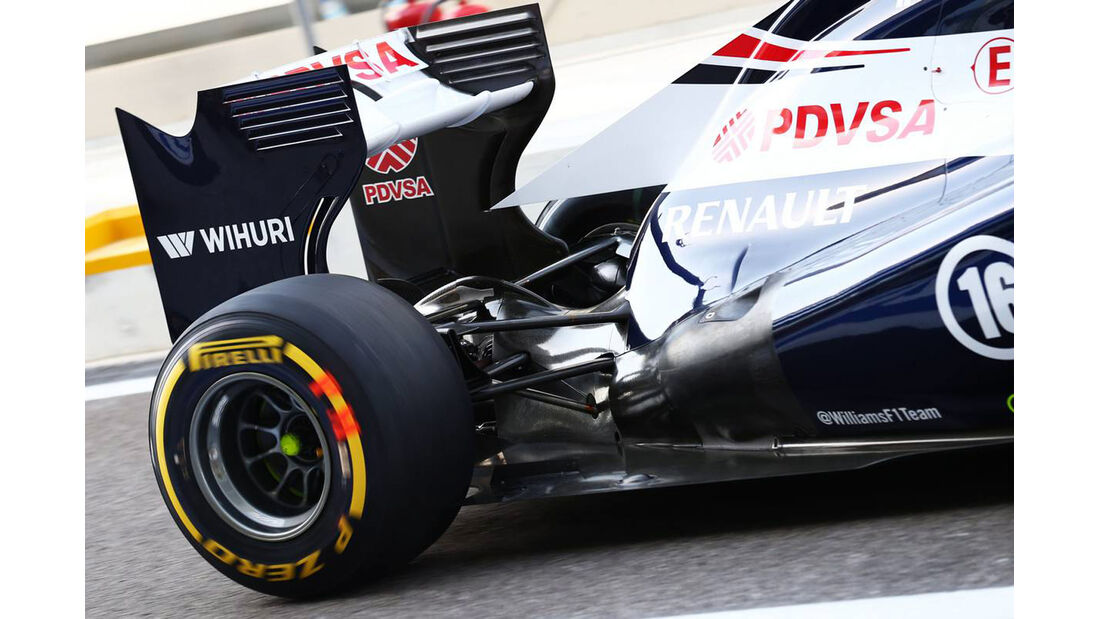 Williams - Formel 1 - GP Abu Dhabi - 02. November 2013