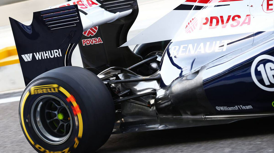 Williams - Formel 1 - GP Abu Dhabi - 02. November 2013