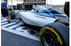 Williams - Formel 1 - GP Abu Dhabi - 22. November 2014