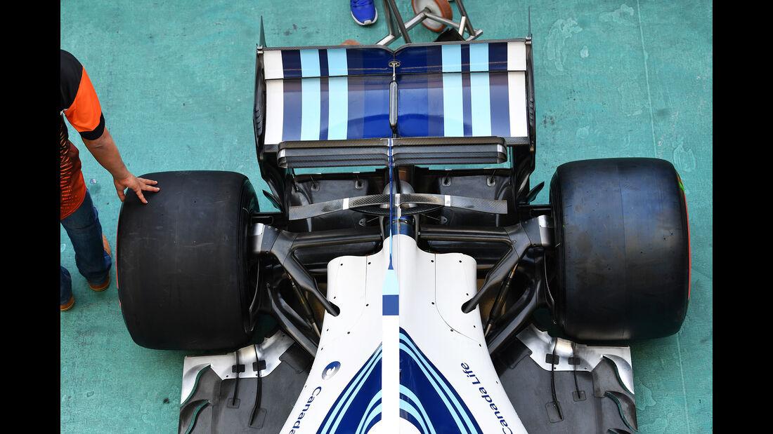 Williams - Formel 1 - GP Abu Dhabi - 23. November 2017