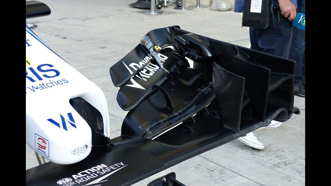 Williams - Formel 1 - GP Abu Dhabi - 26. November 2015
