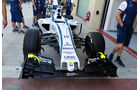 Williams - Formel 1 - GP Abu Dhabi - 26. November 2015