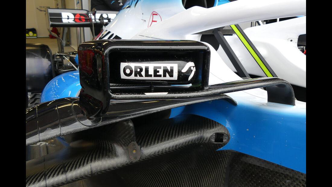 Williams - Formel 1 - GP Aserbaidschan - Baku - 25. April 2019