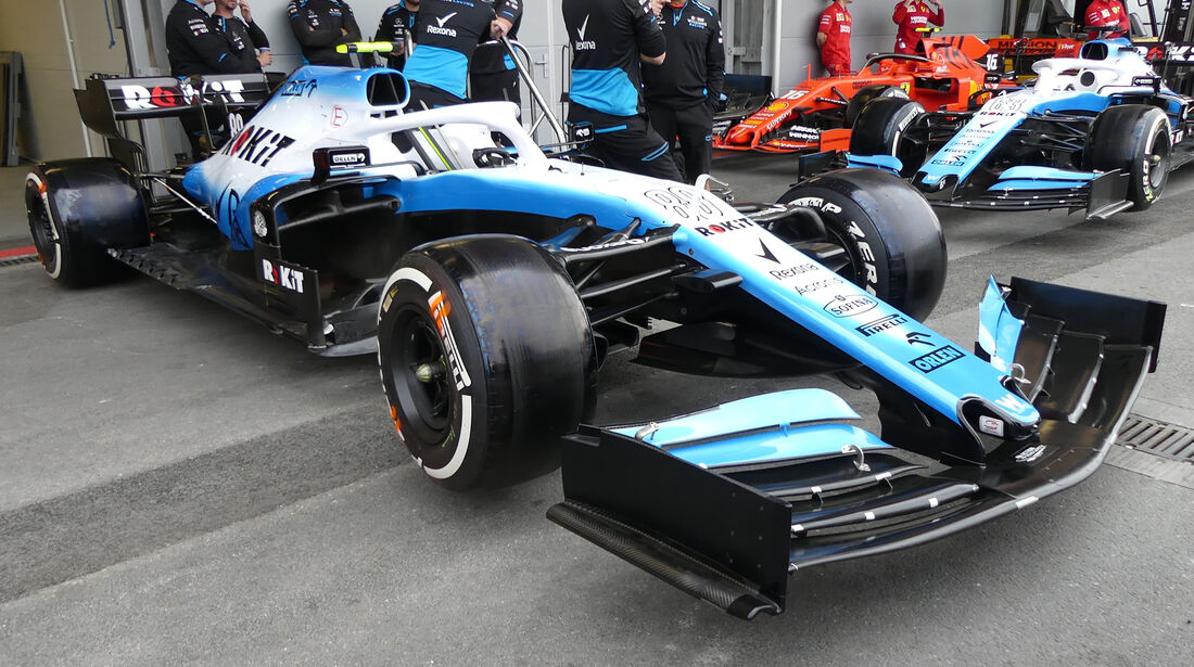 Williams - Formel 1 - GP Aserbaidschan - Baku - 25. April 2019