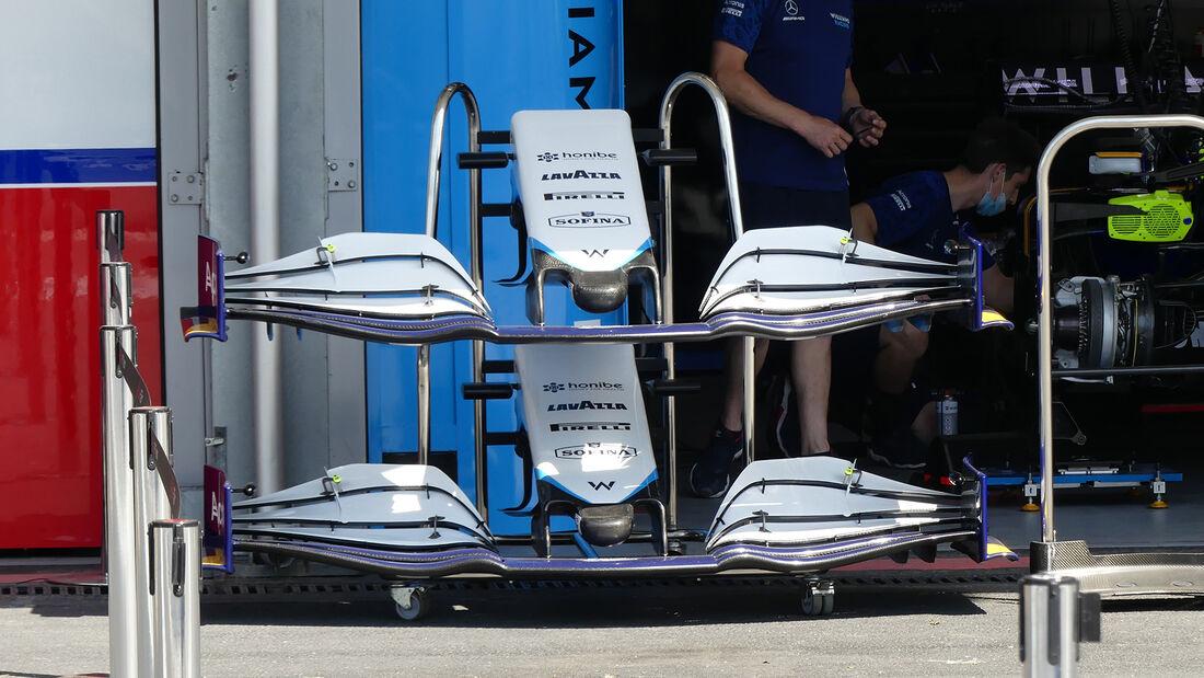 Williams - Formel 1 - GP Aserbaidschan - Baku - Donnerstag - 3.6.2021