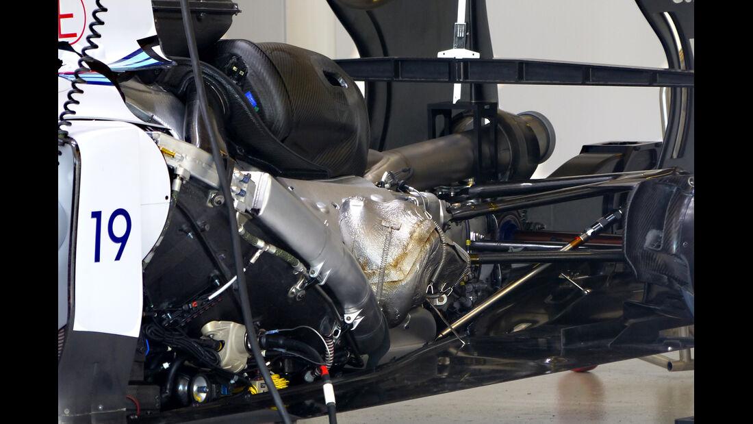Williams - Formel 1 - GP Australien - 12. März 2015