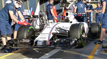 Williams - Formel 1 - GP Australien - 12. März 2015