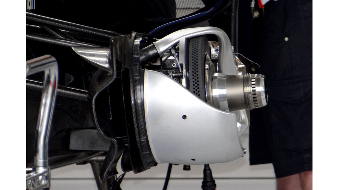 Williams - Formel 1 - GP Australien - 13. März 2013
