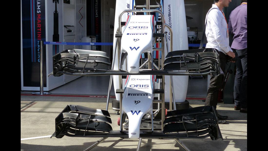 Williams - Formel 1 - GP Australien - 13. März 2014