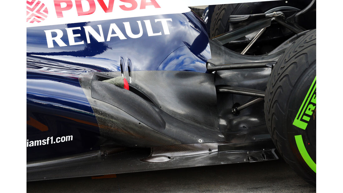 Williams - Formel 1 - GP Australien - 15. März 2013