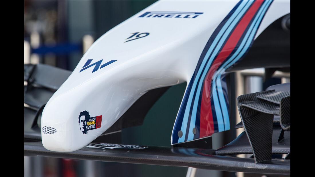 Williams - Formel 1 - GP Australien 2014 - Danis Bilderkiste