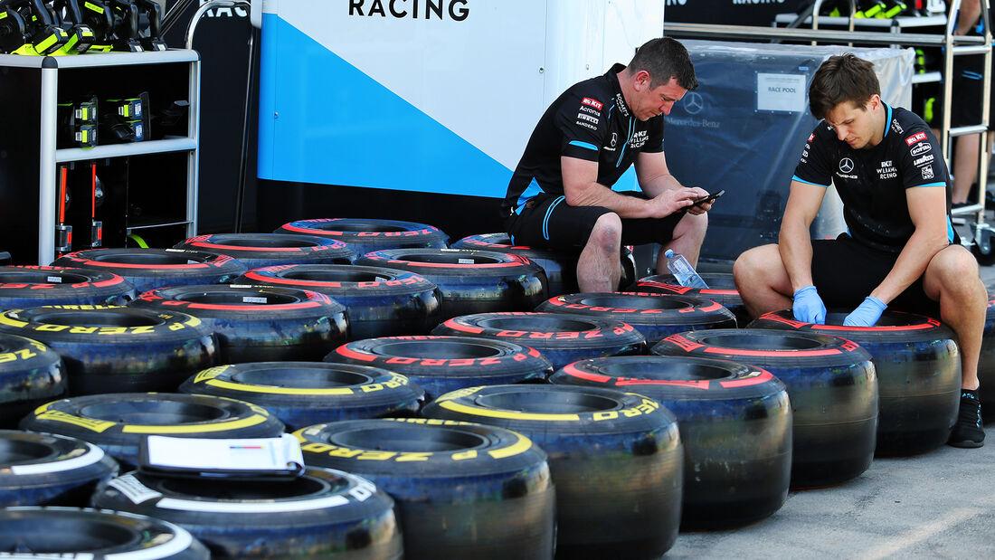 Williams - Formel 1 - GP Australien - Melbourne - 11. März 2020