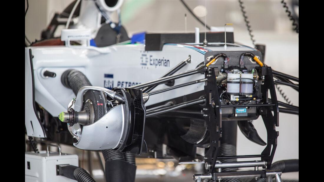 Williams - Formel 1 - GP Australien - Melbourne - 13. März 2014