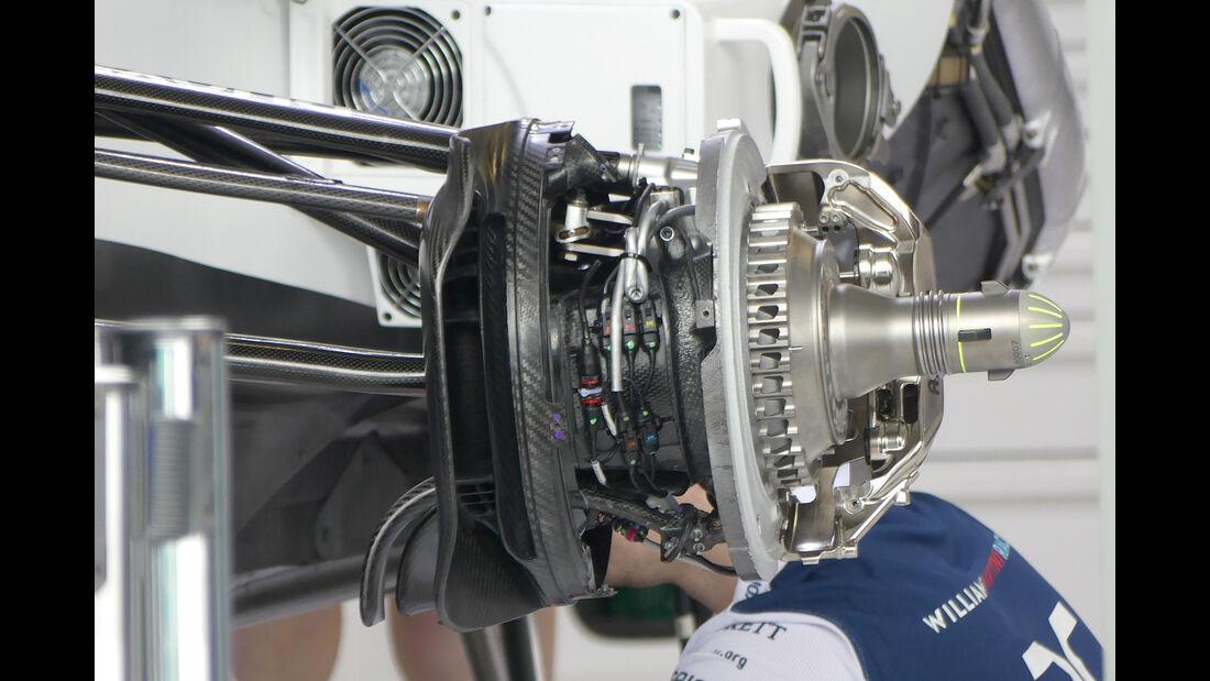 Williams - Formel 1 - GP Australien - Melbourne - 22. März 2017