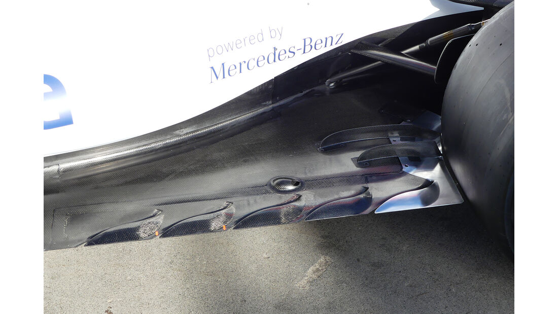 Williams - Formel 1 - GP Australien - Melbourne - 23. März 2017
