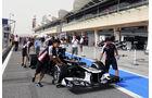 Williams - Formel 1 - GP Bahrain - 19. April 2012