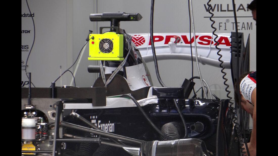 Williams - Formel 1 - GP Bahrain - 19. April 2013