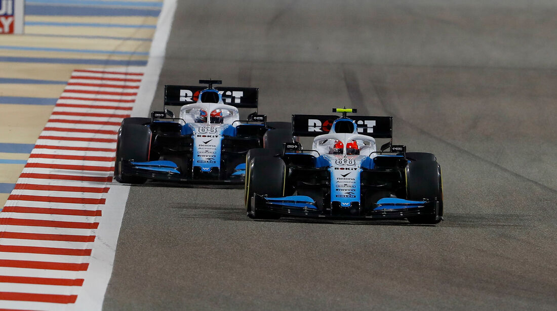Williams - Formel 1 - GP Bahrain - 2019