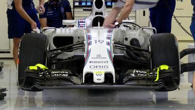 Williams - Formel 1 - GP Bahrain - 31. März 2016
