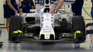 Williams - Formel 1 - GP Bahrain - 31. März 2016