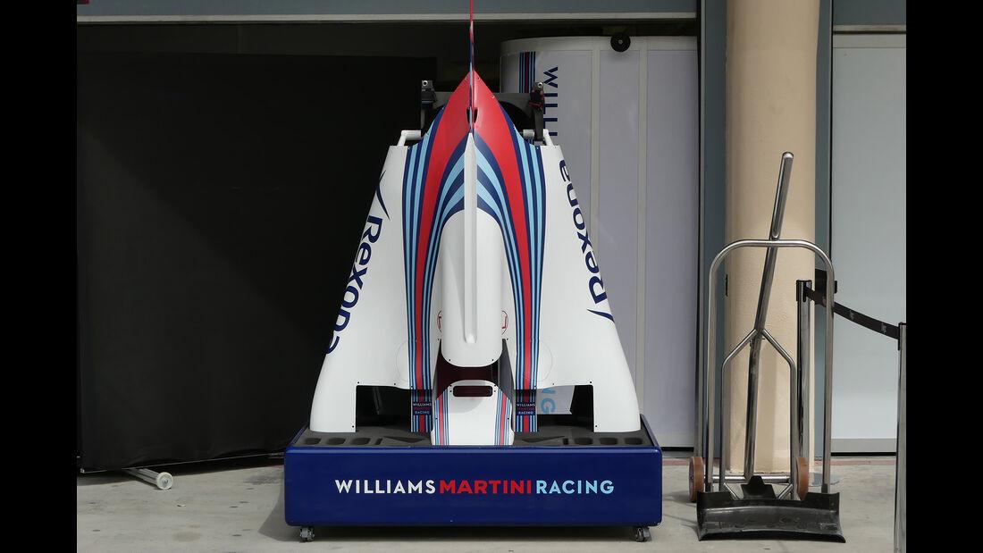Williams - Formel 1 - GP  Bahrain - 4. April 2018
