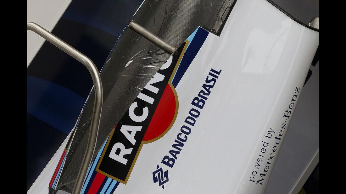 Williams - Formel 1 - GP Bahrain - Sakhir - 3. April 2014