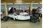 Williams - Formel 1 - GP Bahrain - Sakhir - 3. April 2014