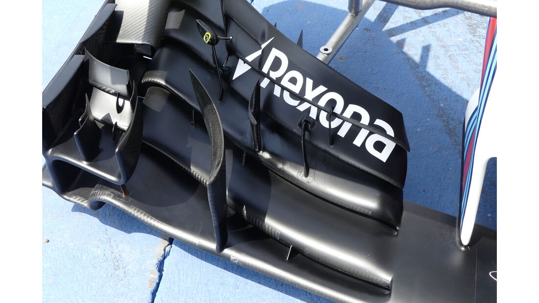 Williams - Formel 1 - GP Bahrain - Sakhir - Donnerstag - 13.4.2017