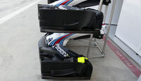 Williams - Formel 1 - GP Bahrain -Sakhir - Donnerstag - 13.4.2017
