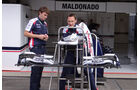 Williams - Formel 1 - GP Belgien - Spa - 30.8.2012