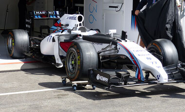 Williams - Formel 1 - GP Belgien - Spa-Francorchamps - 20. August 2014