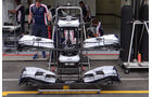 Williams - Formel 1 - GP Belgien - Spa-Francorchamps - 22. August 2013