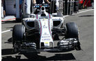 Williams - Formel 1 - GP Belgien - Spa-Francorchamps - 25. August 2016