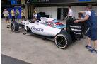 Williams - Formel 1 - GP Brasilien- 12. November 2015