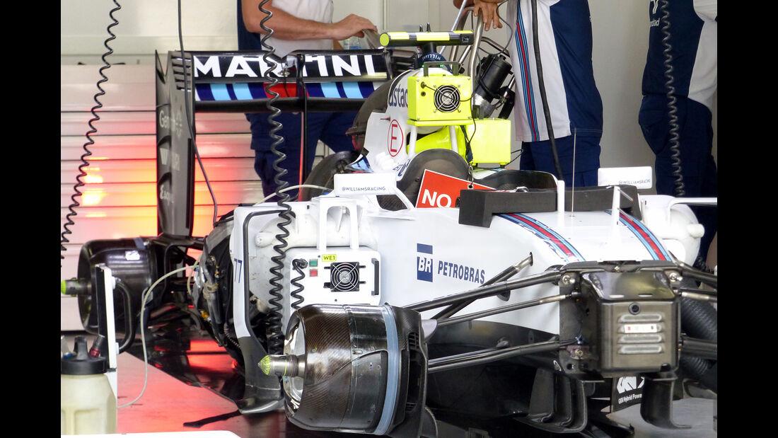 Williams - Formel 1 - GP Brasilien- 14. November 2015