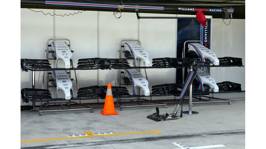 Williams - Formel 1 - GP Brasilien- 7. November 2014