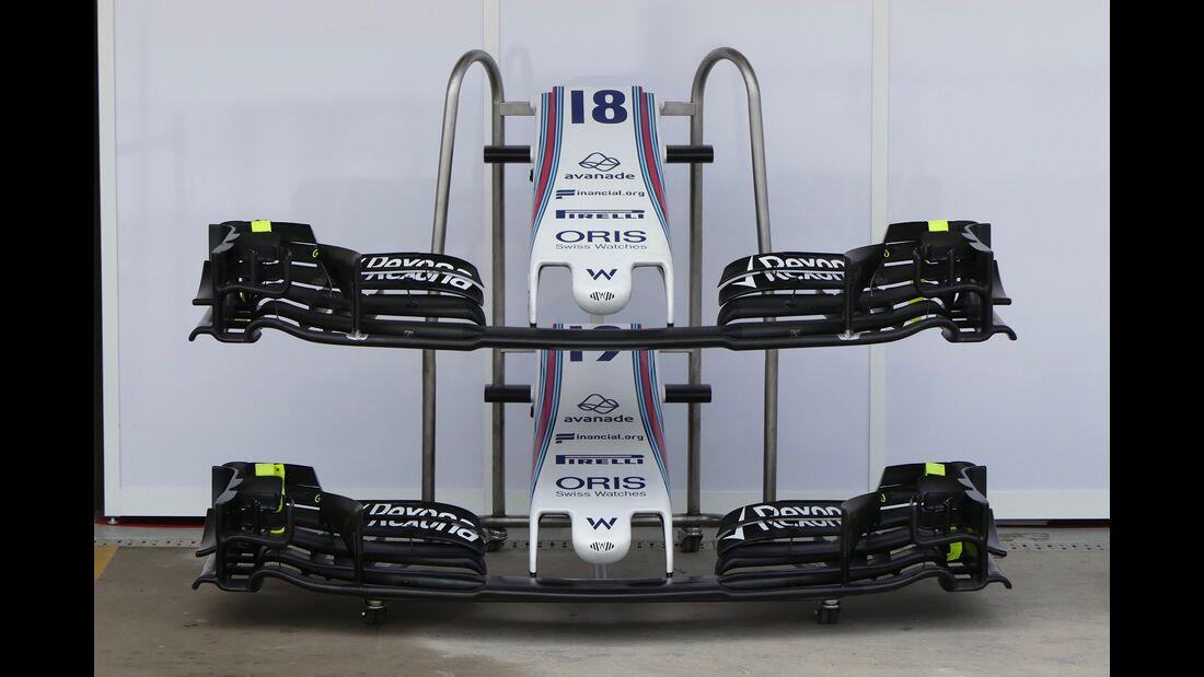 Williams - Formel 1 - GP Brasilien - 9. November 2017