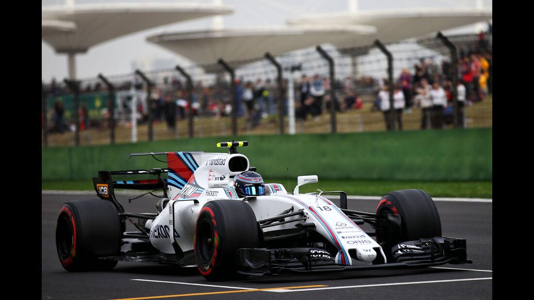 Williams - Formel 1 - GP China 2017